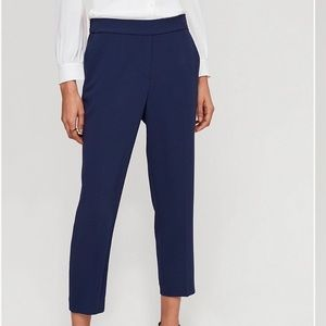 Babaton Cohen Navy Pant Trousers Dress Pant